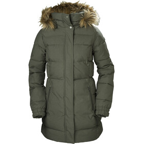 Helly Hansen Blume Puffy Jakke Damer oliven